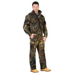 """Костюм """"Тигр"""" куртка, брюки (тк. Рип-стоп) КМФ Флектарн"""