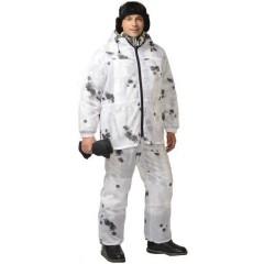"""Костюм """"Стелс"""" куртка, брюки (тк. ветрозащитная) КМФ Клякса"""