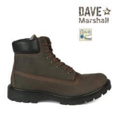 Ботинки кожаные утепленные DM DAKOTA B-6 AL