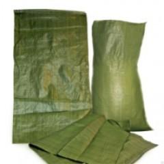 Мешок п/п 55*95 зелёный